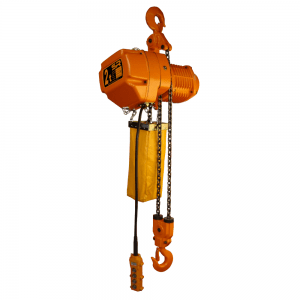 Single Speed 2 Ton Chain Hoist (10 Mtrs)