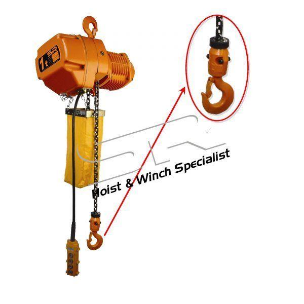 SR Lower Hook (For 1 Ton Chain Hoist)