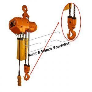 SR Lower Hook (For 2 Ton Chain Hoist)