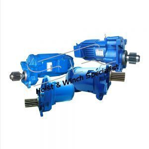 SR Gear Reducer (Single Speed) (1.5kw, M5 x 10T)