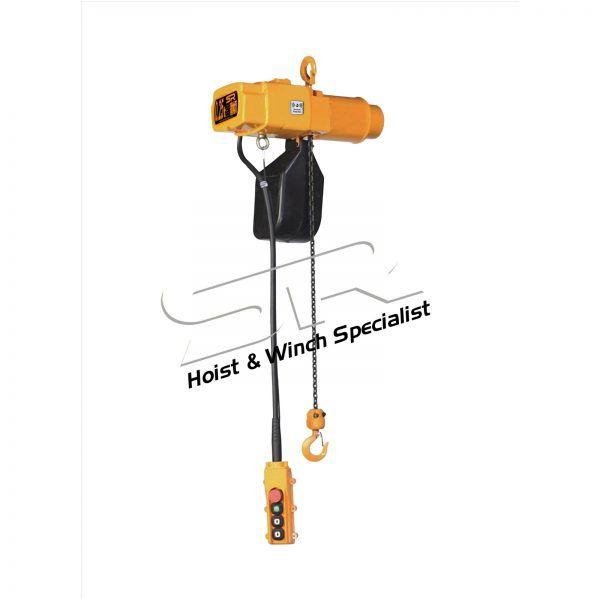 SR 250 Kg Mini Chain Hoist (5m)